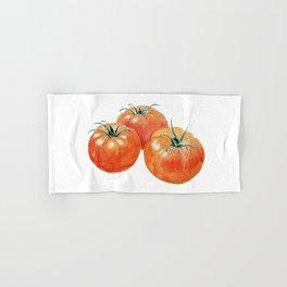 Three Tomatoes Hand & Bath Towel