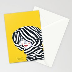 Lauren Bacall Stationery Cards