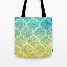 Moroccan Inspiration Tote Bag