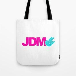 JDM shocker v6 HQvector Tote Bag