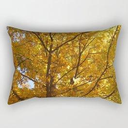 Autumn Tree Rectangular Pillow