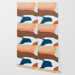 Brownie Snow Wallpaper