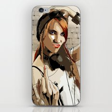 For Those Who Make Our Life Difficult iPhone & iPod Skin