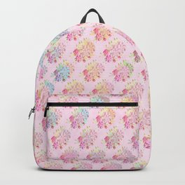 Harmony and Melody; Twin Ragdoll Kitties Backpack