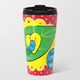 Lovebugs - Sending you munch love Travel Mug