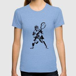 lax goalie T-shirt