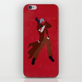 Son of Sparda D iPhone Skin