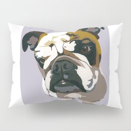 Diesel in Grey Pillow Sham