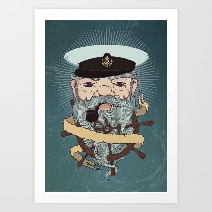 морской волк прикольные картинки фигурка