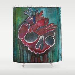 heArtsoul Shower Curtain