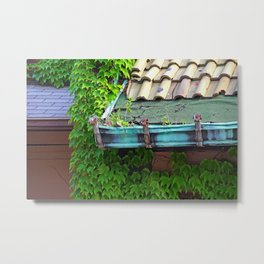 Old West End Mary Manse College Power Plant Roof Metal Print