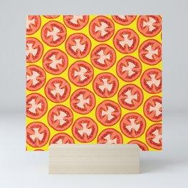 sliced Mini Art Print
