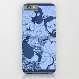 Avett Bros iPhone Case