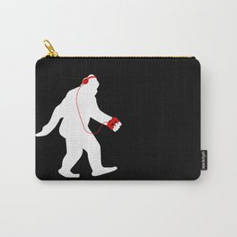 The Walk - White Carry-All Pouch