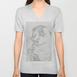Prairie dog Unisex V-Neck