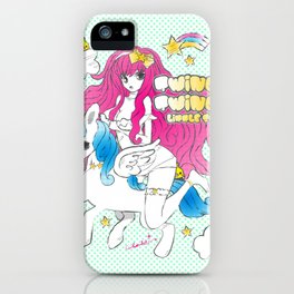TWINCLE,TWINCLE,LITTLE STAR iPhone Case