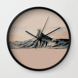 The WAVE #2 Wall Clock