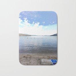 Lakeside at Priest Lake Bath Mat