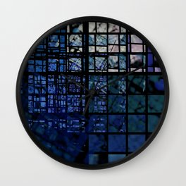 Constructions Wall Clock