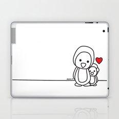 Penguin Sweetness Laptop & iPad Skin