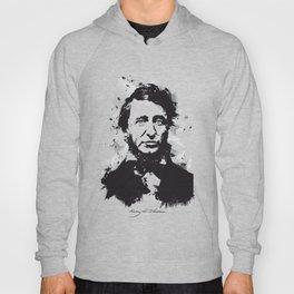 Henry David Thoreau Hoody