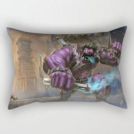 Classic Dr Mundo League of Legends Rectangular Pillow