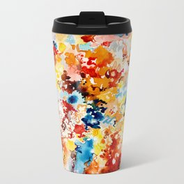 Cool Intense Metal Travel Mug