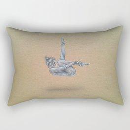 Nude Catrina Rectangular Pillow