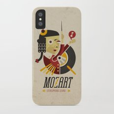 Mozart - Stereophonic Sound   Slim Case iPhone X