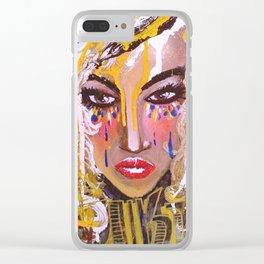 Suki-D Clear iPhone Case