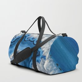 Blue agate 3064 Duffle Bag