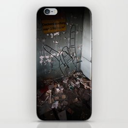 Buff Diss - Urban Places iPhone Skin