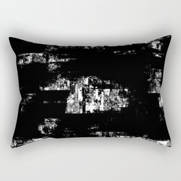 Glitch Panda 8 Rectangular Pillow