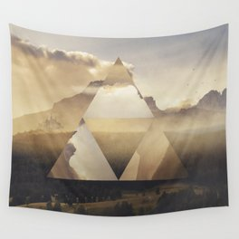 Hyrule - Power of the Triforce Wall Tapestry