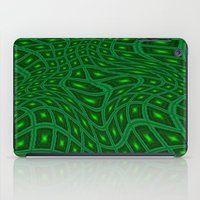 lime iPad Cases featuring Lime by Isabel Isaza