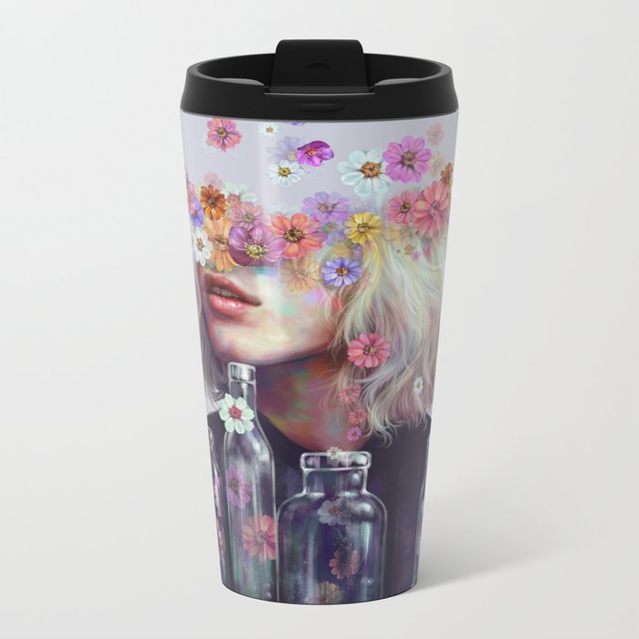 Metamorphosis Metal Travel Mug