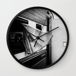 Broken Promises Wall Clock