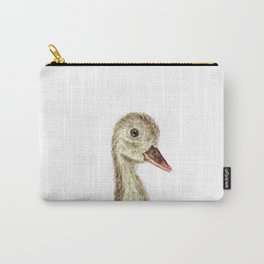 smiling little duck Carry-All Pouch