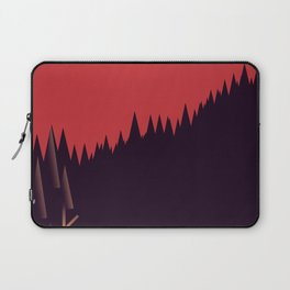 A Cabin in the Wood Laptop Sleeve