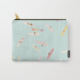 Surfs Up Ladies Carry-All Pouch