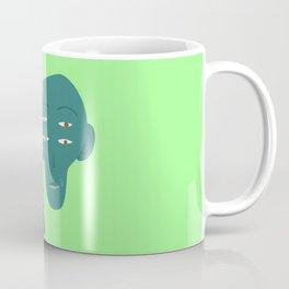 Quatre Ulls A Coffee Mug