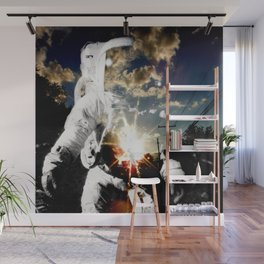 I've Got Sunshine on a Cloudy Day Wall Mural