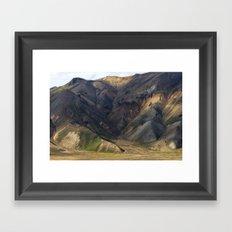 ICELAND VI Framed Art Print