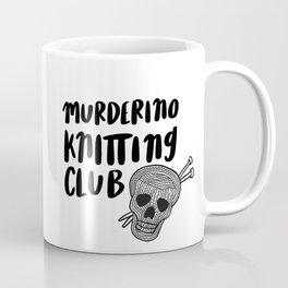 Murderino knitting club Coffee Mug