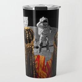 Rgaya and Sabeecha go to the moon Travel Mug