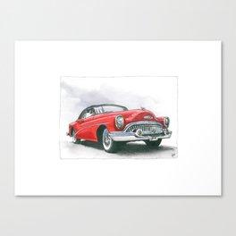 53 Skylark Canvas Print