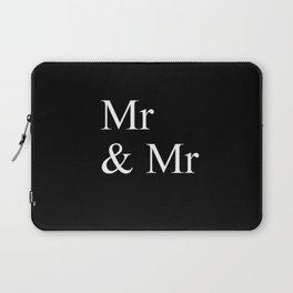 Mr & Mr Monogram standard Laptop Sleeve