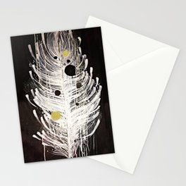 Feather Souls Stationery Cards