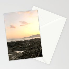 Low Tide Sunrise Stationery Cards