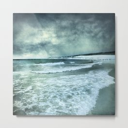 Tarifa beach Metal Print